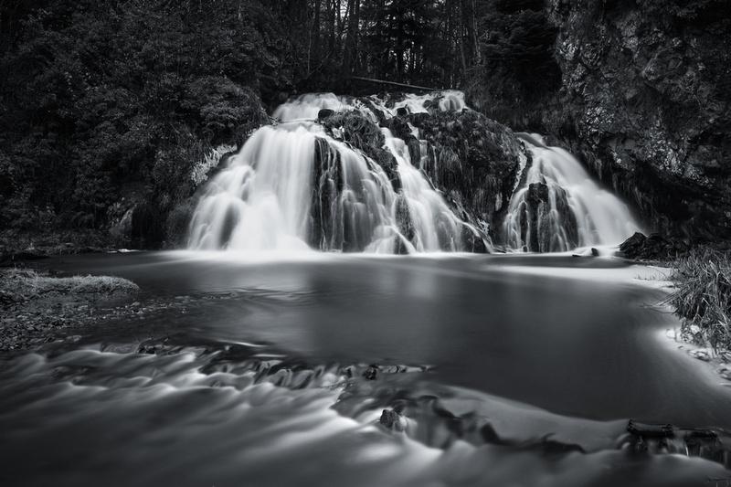 Dess Falls, Royal Deeside